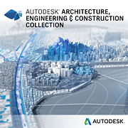 Autodesk ARCHITECTURE, ENGINEERING & CONSTRUCTION COLLECTION(建設・土木業界向けコレクション) パッケージ